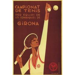 CAMPIONAT DE TENIS GIRONA