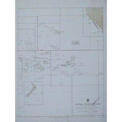 INDEX TO ADMIRALTY CHARTS CENTRAL PACIFIC ISLANDS