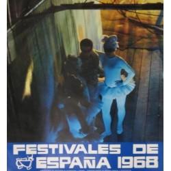 FESTIVALES DE ESPAÑA