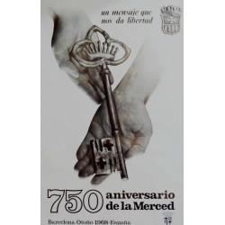 750 ANIVERSARIO DE LA MERCED