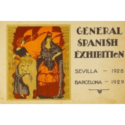 GENERAL SPANISH EXHIBITION SEVILLA-BARCELONA