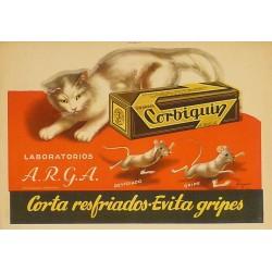 CORBIQUIN. LABORATORIOS A.R.G.A.