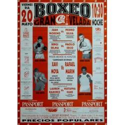 BOXEO 20 MAYO