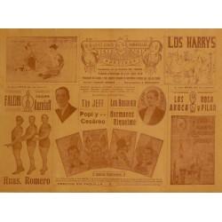 CIRCO MARAVILLAS - LOS HARRYS