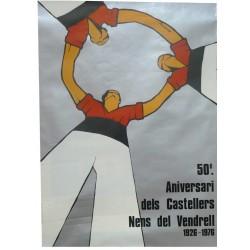 50è. ANIVERSARI CASTELLERS NENS DEL VENDRELL