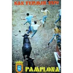 PAMPLONA. SAN FERMIN 1970