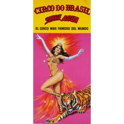 CIRCO DO BRASIL SOBRE AGUA
