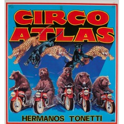CIRCO ATLAS. HERMANOS TONETTI