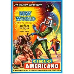 NEW WORLD. CIRCO AMERICANO