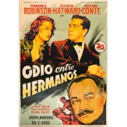 ODIO ENTRE HERMANOS