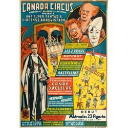 CANADA CIRCUS. UNA SUPER FANTASIA CIRCENSE