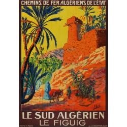 SUD ALGERIEN. LE FIGUIG