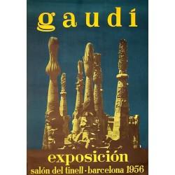 GAUDI EXPOSICION 1956