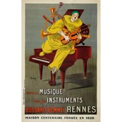 MUSIQUE - INSTRUMENTS - RENNES