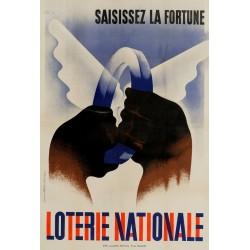 LOTERIE NATIONALE. SAISISSEZ LA FORTUNE