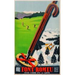 FONT-ROMEU GOLF et SKI