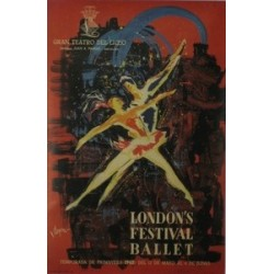 LONDON FESTIVAL BALLET