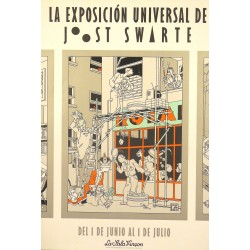 JOOST SWARTE. LA EXPOSICIÓN UNIVERSAL DE...