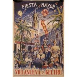 VILLANUEVA Y GELTRU. FIESTA MAYOR