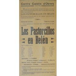 IGUALADA CENTRE CATOLIC D'OBRERS.LOS PASTORCILLOS...