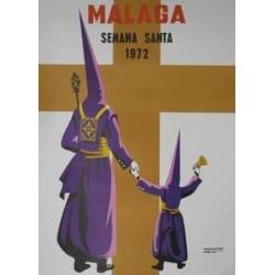 MALAGA SEMANA SANTA 1972