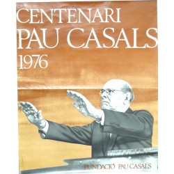 CENTENARI PAU CASALS 1976