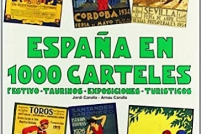 The origins of the lithographic poster in Spain