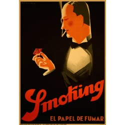 SMOKING. EL PAPEL DE FUMAR