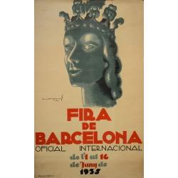 FIRA DE BARCELONA (VIII) 1935