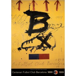 CENTENARI FUTBOL CLUB BARCELONA 1899-1999