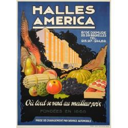 HALLES AMERICA