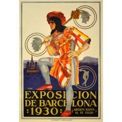 EXPOSICION INTERNACIONAL BARCELONA 1930