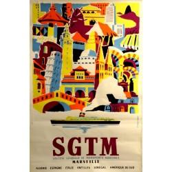 SGTM SOCIETE GENERALE DE TRANSPORTS MARITIMES