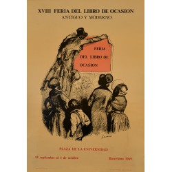 XVIII FERIA DEL LIBRO DE OCASIÓN ANTIGUO i MODERNO