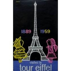 VISITEZ LA TOUR EIFFEL