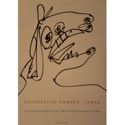 UNIVERSITAT POMPEU FABRA 1993-94
