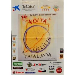 74 VOLTA CICLISTA A CATALUNYA