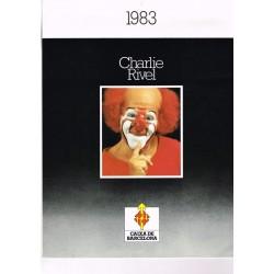 CALENDARIO CHARLIE RIVEL 1983