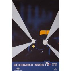 SALO INTERNACIONAL DE L'AUTOMOBIL. 75 ANYS