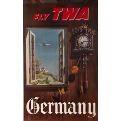 GERMANY. FLY TWA