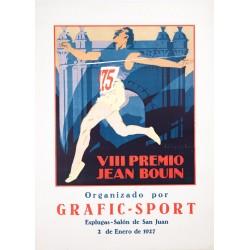 VIII PREMIO JEAN BOUIN 1927. ESPLUGES-BARCELONA
