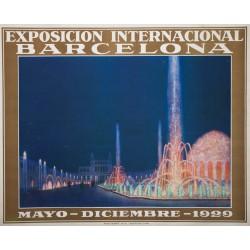 EXPOSICION INTERNACIONAL BARCELONA 1929 (IV)