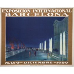 EXPOSICION INTERNACIONAL BARCELONA 1929 (VII)