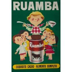RUAMBA EXQUISITO CACAO-ALIMENTO COMPLETO