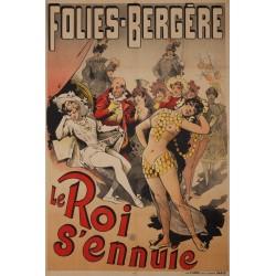 FOLIES-BERGERE. LE ROI S'ENUIE