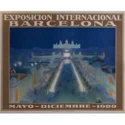 EXPOSICION INTERNACIONAL BARCELONA 1929 (IX)
