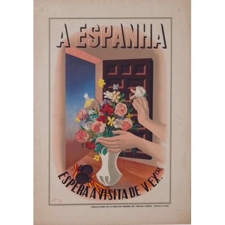 A ESPANHA ESPERA A VISITA DE V. EX.cia.