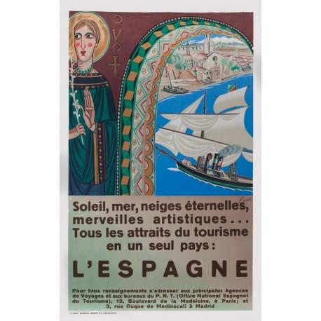 L'ESPAGNE (SITGES)