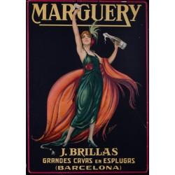 MARGUERY. GRANDES CAVAS EN ESPLUGAS