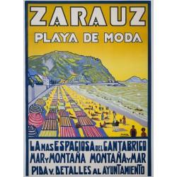 ZARAUZ PLAYA DE MODA